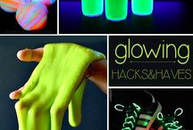 Let's glow!