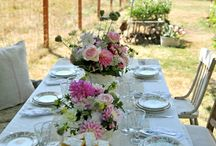 Rustic Outdoor Dining Tables