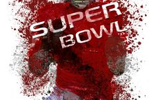 Super Bowl Sunday / Chances are you are either having a Super Bowl party or going to one. Need some ideas for food, decorations or beverages? Are you going to watch for the football or do you prefer to watch the commercials? You'll find all kinds of ideas here for the Superbowl and the big game.