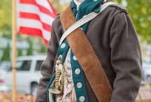 Revolutionary Birthday / Revolutionary War Birthday Party Ideas