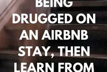 Airbnb safety / Safety first