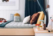 • kids rooms •