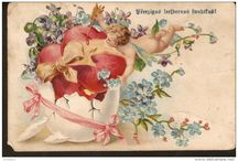 Antique POSTCARDS / Antique Postcards, illustrations, cards photos for your collection or gift