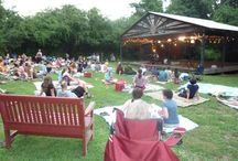 outdoor performance spaces / by Shayna Broussard