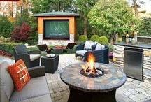The Great Outdoors  / Ideer til næste hus