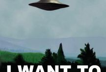I Want To Believe / X Files