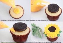 Baking Fun  / Cute baking ideas / by Ginger Kilpatrick