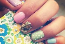 Nail care / by Eshy Steen