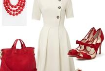 Madame President's Fashion / by Kayla Brown