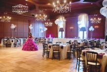 Birthday Parties / Whether it's a Quinceanera, Sweet 16, 50th birthday or any birthday celebration!