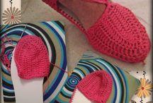 EU QUE FIZ Crochê Crochet гачком / crochê feito a mão