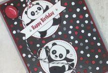 Petal Passion Party Pandas