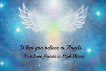 engle dæmoner og andre væsner