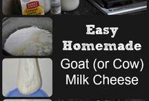 Goat Milk Uses
