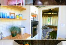 Tiny house roulante familial