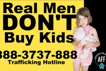 Sex Trafficking / Statistics/information on woman and child sex trafficking.