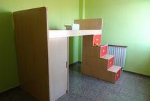 Montajes - Muebles Fun / En esta sección mostraremos algunos de los montajes que realizamos.