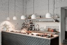 Cool interiors | Restaurants, cafes & bars