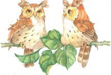pöllötytöt