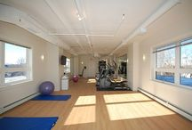 Fitness Rooms Paramount Management Properties / A few shots from some of the fitness rooms at our properties.  For full details, visit our website: http://444rent.com/