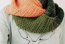 ♡ sjaal, col, omslagdoek haken / crochet scarf, col, shawl