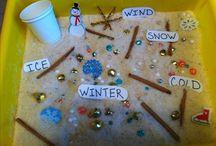 Tot School / Homeschooling crafts and activities for Pre-K thru K