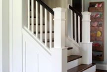 Staircases and Stairways / Grand staircase and stairway designs and ideas.