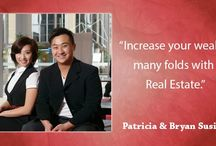 Patricia and Bryan Susilo: Patricia and Bryan Susilo