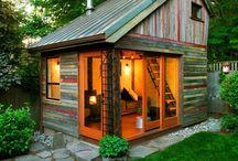 homesteading/ домик в деревне