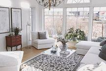 Vardagsrum nya Hovås