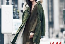 H&M 2014 Autumn / #h&m #woman #autumn #fashion