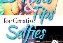 Selfies, Selfies, Selfies / The Selfie Fad but I don't think it is going away
