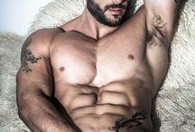 harry Louis the hot  bresilian model
