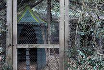 Hønsegård