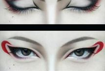 Japanese make-up