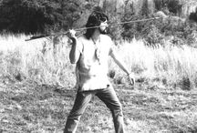 FREE E-BOOK ON SURVIVAL!!! / For a limited time Benjamin 'Raven' Pressley is offering his e-book PRIMITIVE HUNTING WEAPONRY absolutely FREE! Just e-mail him at raven@wayoftheraven.net and request your free e-book. This book is fully illustrated and covers primitive weapons like the atlatl, rivercane blowgun, sling, bola and more. ORDER YOUR COPY TODAY.
