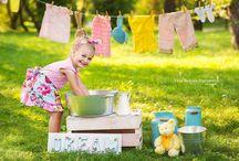 Детские фотопроекты