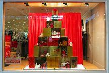 #natalealevele - Le Vetrine 2014 / Ecco alcune vetrine allestite in occasione del Natale al Centro Commerciale Le Vele e Millennium di Quartucciu (Cagliari)