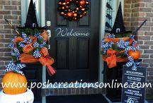 Halloween Decor / by Jennifer Kirlin | BellaGrey Designs