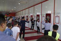 Yeşilvadi'de 19 Mayıs Etkinlikleri / 19 Mayıs Atatürk'ü Anma Gençlik ve Spor Bayram'ı kapsamında yapılan etkinliklerden kareler.