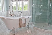 Master Bath / by Kelly Lautenbach