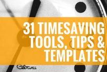 31 Timesavers / 31 Timesaving Tools, Tips & Tricks