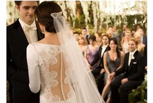 Wedding - Detailed Back Wedding Gowns / Why not add a little visual interest for guests to stare at while walking down the aisle and taking your vows with a detailed back wedding gown.