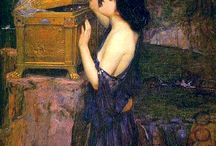 J W Waterhouse