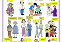 English Teaching Materials, worksheets etc