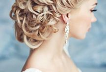 Wedding Hair Styling / Inspiration