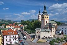 my hometown, Banska Bystrica, Slovakia / my hometown / by Earn money while you relax
