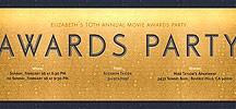 Oscar Awards Party