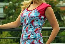 Kleidung für die Frau   Inspirationen / Schnittmustersammlung