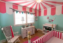 Baby Room - carnival theme